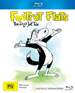 Footrot Flats: The Dog's Tale (1987) (Blu-Ray)